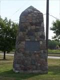 Image for River Raisin Battle Obelisk - Monroe, Michigan