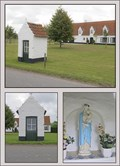 """Image for Wayside chapel"""" Onze-Lieve-Vrouw van Hulsterlo"""" - Damme - West Vlaanderen - Belgium"""