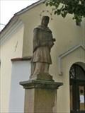 Image for St. John of Nepomuk // sv. Jan Nepomucký - Krasavce, Czech Republic