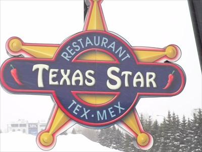 Étoile du resto Texas Star