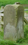 Image for Milestone - High Weardley Lane, Weardley, Yorkshire, UK.