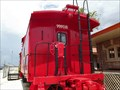 Image for ATSF Caboose 999518 - Fort Stockton, TX