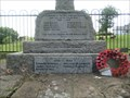 Image for Blaisdon Combined War Memorial - Gloucestershire