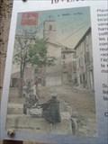 Image for 1908 - La place du village - Vinon sur Verdon, Paca, France