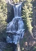 Image for Undine Falls - Yellowstone N.P., Wyoming