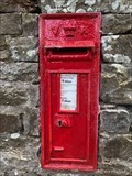 Image for Victorian Wall Post Box - Worton, nr Hawes, Yorkshire, UK