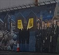 Image for Spreading The Word - International Wall, Divis Street - Belfast