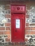 Image for Victorian Wall Post Box - Axford near Basingstoke - Hampshire - UK