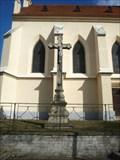 Image for Kríž u kostela sv. Jakuba Vetšího - Konice, okres Znojmo, CZ