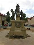 Image for Immaculata, Saint Roch and Saint Sebastian - Mseno, Czech Republic