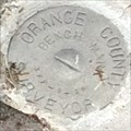 Image for Orange County Surveyor 3FF-9-98 Benchmark - Irvine, CA