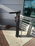 Image for PVTA Olver Transportation Pavilion Bicycle Repair Station - Westfield. MA