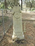 Image for Fred E. Chase - Crosby Lake Cemetery - Starke, FL