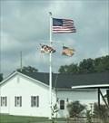 Image for Linkwood-Salem Vol. Fire Co. Station 61 Flagpole - Linkwood, MD