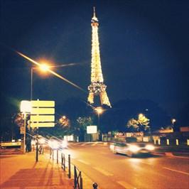 La Tour Eiffel - Paris, 2014
