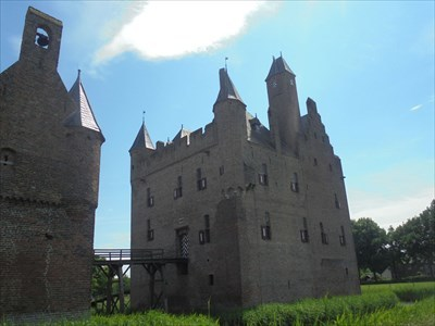 Castle Doornenburg NL