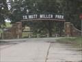 Image for T.B. Mutt Miller Park - Wewoka, OK
