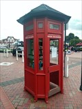 Image for Telephone Booth Book Exchange - Cambridge, New Zealand