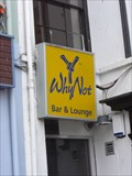 Image for Why Not, Great Darkgate Street, Aberystwyth, Ceredigion, Wales, UK