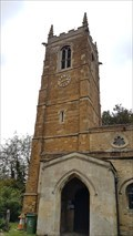 Image for TALLEST - Church Tower in Northamptonshire - St James the Great - Gretton, Northamptonshire