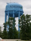 Image for Adrian Water Tower - Michigan, USA.