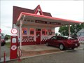 Image for Marathon Gas Station - Commerce, Oklahoma, USA.