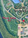 Image for You are here map du Marais de la Saint-François