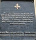 Image for Plaque de Charles Le Moyne de Longueuil - Montréal, Québec
