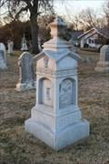 Image for Charles Arthur Gibbs -- Oakwood Cem., Tyler TX