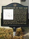 Image for Two Battles of New Ulm