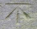 Image for Cut Bench Mark - High Street, Beckenham, London, UK