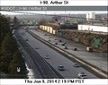 Image for I-90 at Arthur St Webcam - Spokane, WA