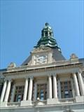 Image for Hall County Courthouse Clock - Grand Island, Nebraska