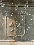Image for Blason d'Is-sur-Tille - Fontaine Monument aux morts américains - Tours, France