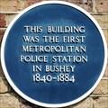 Image for FIRST - Metropolitan Police Station in Bushey - High Street, Bushey, Herts, UK