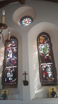 Image for Stained Glass Windows - St Cosmus and St Damian - Blean, Kent