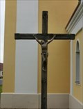 Image for Churchyard cross  - Strachotice, Czech Republic