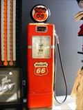 Image for Phillips Vintage Gasoline Pump - Milwaukee, Wisconsin