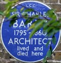 Image for Sir Charles Barry - Clapham Common North Side, London, UK