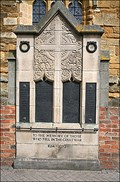 Image for First and Second World War Memorial, Shipston on Stour, Warwickshire, UK