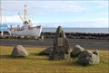 Image for Stokkavör Maritime Memorial - Reykjanesbær, Iceland