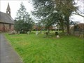 Image for Churchyard, St Michael & All Angels, Little Witley, Worcestershire, England