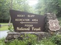 Image for Rocky Bluff Campground, US Forest Service - Hot Springs, NC