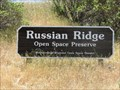 Image for Russian Ridge Open Space Preserve  - San Mateo County, CA