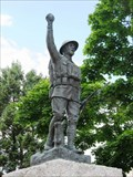 Image for Spirit of the American Doughboy - Janesville, Wisconsin