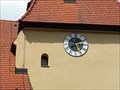 Image for Church Clock - Schambach, Germany, BY