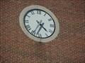 Image for Trinity Lutheran Church Clock - Cape Girardeau, Missouri