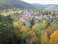 Image for View from castle Wangenbourg - Engenthal/France