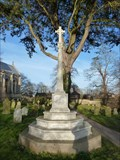 Image for Combined WWI and WWII cross - St Mary - Martham, Norfolk