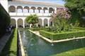 Image for Patio de La Sultana fountain (Generalife) - Granada, Spain